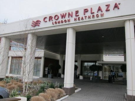 Crowne Plaza Heathrow 2
