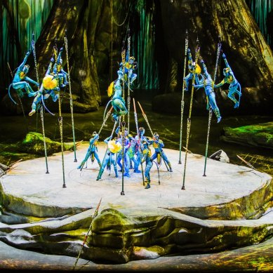 The World of AVATAR Live with Cirque du Soleil