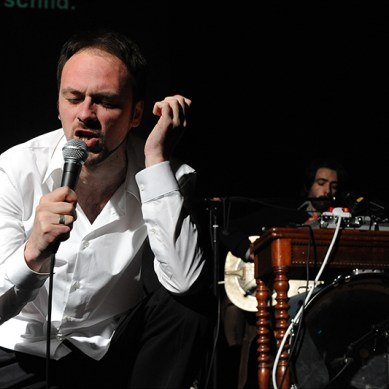 Alt-Rock Concert MACBETH at Thalia Hall for Shakespeare 400