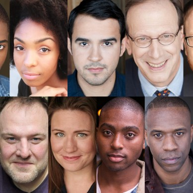 Griffin Announces Cast and Production Team for WINTERSET