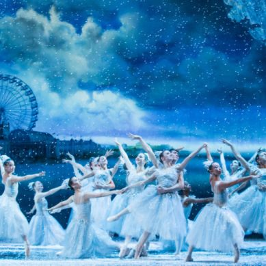 Design Shines in Joffrey's NUTCRACKER