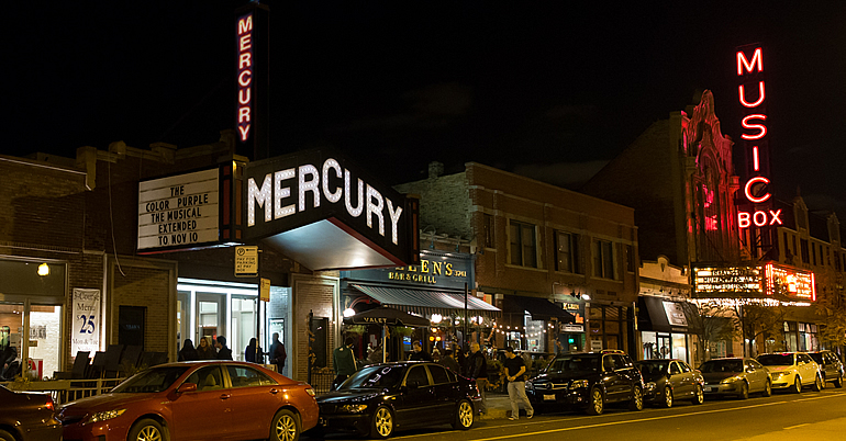 Mercury Theatre Sets Opening for Cabaret Space