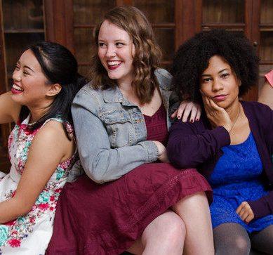 """""""Little Women"""" Meets """"Girls"""" in Cuckoo's WOMEN"""