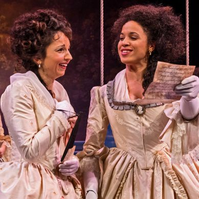 CST's LOVE LABOR'S LOST is Everything Shakespeare Should Be