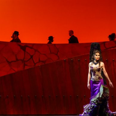Rob Ashford's Shining CARMEN Offers a Contemporary Perspective
