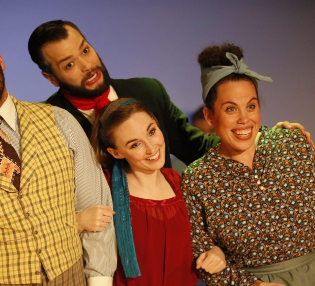 Escape Into the Whimsical World of THE FANTASTICKS