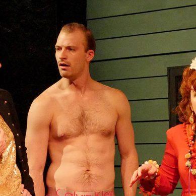 Review: VANYA AND SONIA AND MASHA AND SPIKE at Citadel Theatre