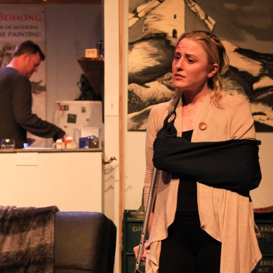 Review: TIME STANDS STILL at AstonRep Theatre Company