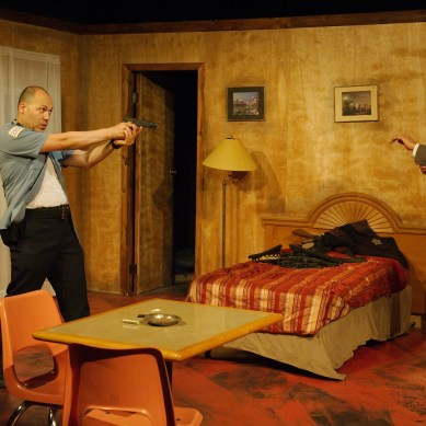 Review: WATER & POWER at UrbanTheater Company