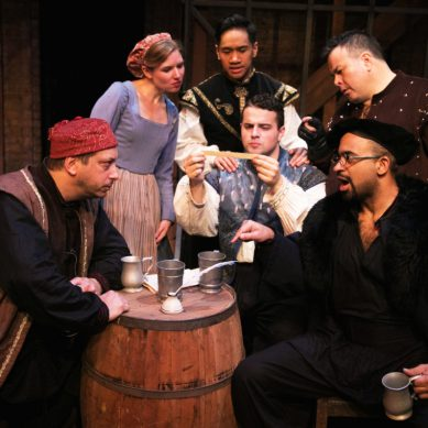 Review: HER MAJESTY'S WILL at Lifeline Theatre