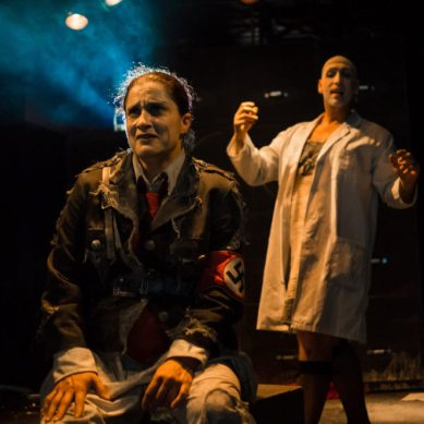 Review: HITLER ON THE ROOF at Akvavit Theatre