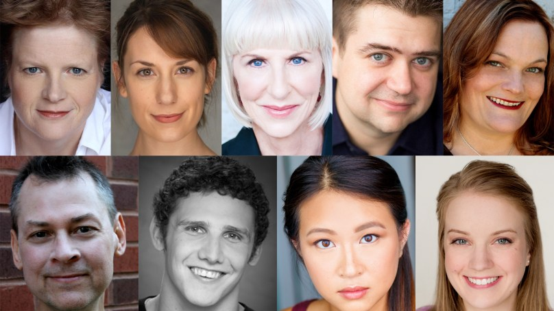 Cast and Creatives Announced for AstonRep's 1984
