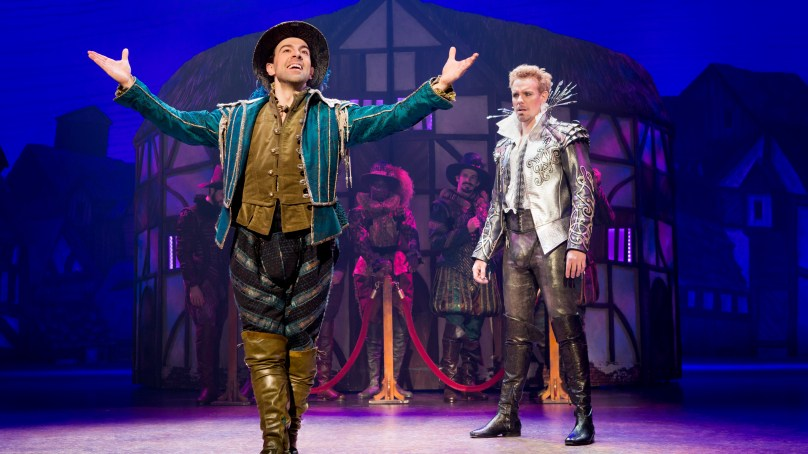 Review: SOMETHING ROTTEN! National Tour at the Oriental Theatre