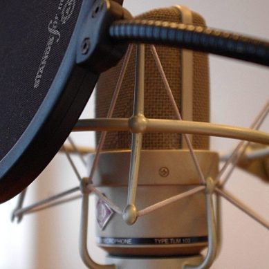 Becoming an Audiobook Narrator