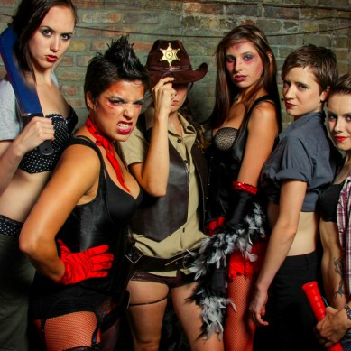 Gorilla Tango Burlesque Performers Walk out over Lack of Pay
