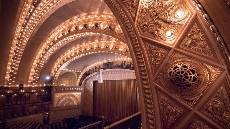 Auditorium Theatre Offers Free Tickets to Furloughed Federal Workers
