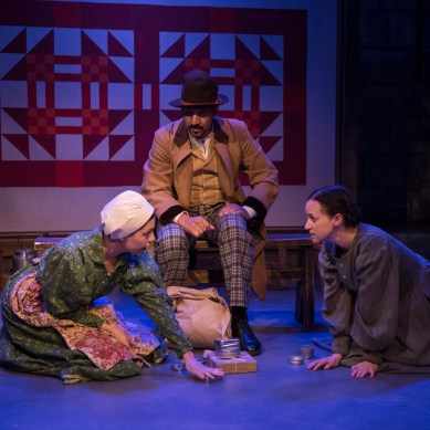 Review: ALIAS GRACE at Rivendell Theatre Ensemble