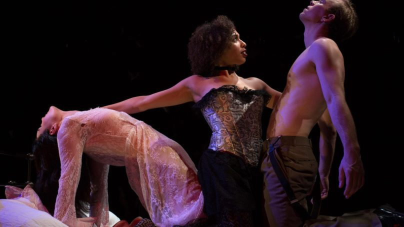 Review: MARIE CHRISTINE at BoHo Theatre