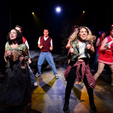 Review: CARRIE 2 at Underscore Theatre Company