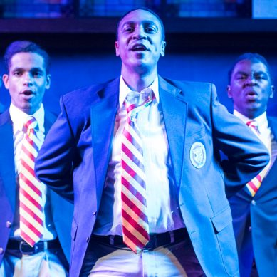 Review: CHOIR BOY at Raven Theatre