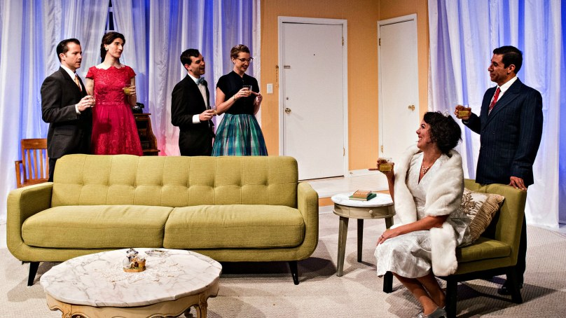 Review: PERFECT ARRANGEMENT at Pride Films and Plays
