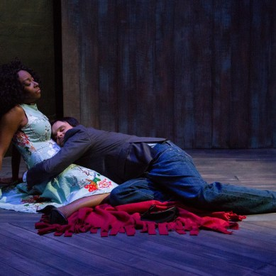 Review: A SWELL IN THE GROUND at The Gift Theatre
