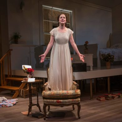 Review: THE BELLE OF AMHERST at Court Theatre