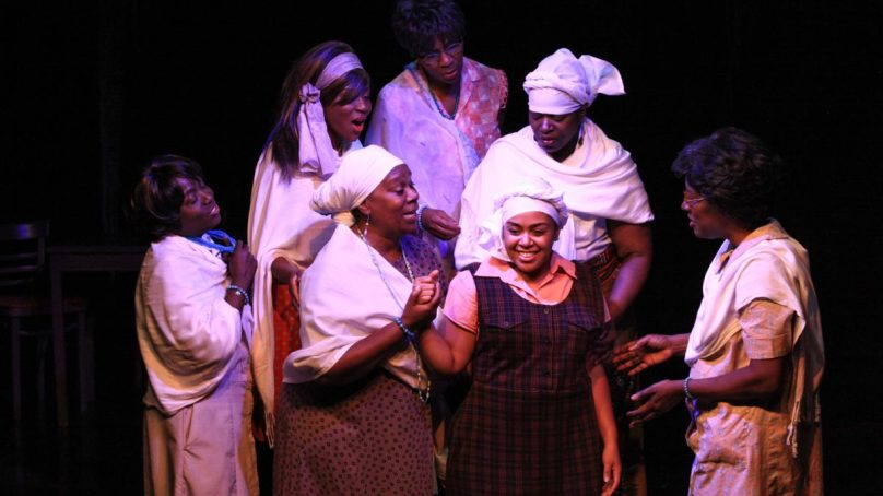 Review: SHAKIN' THE MESS OUT OF MISERY at Pegasus Theater
