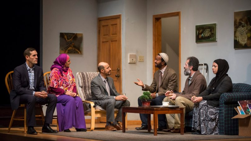 Review: YASMINA'S NECKLACE at Goodman Theatre