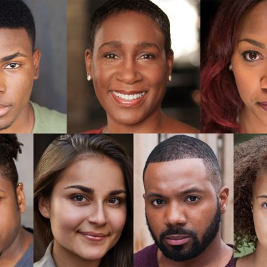 Cast and Production Team Set for DONTRELL, WHO KISSED THE SEA