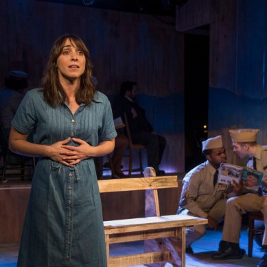 Review: VIOLET at Griffin Theatre