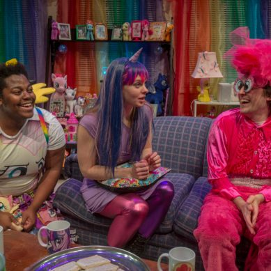 Review: THE ANTELOPE PARTY at Theatre Wit