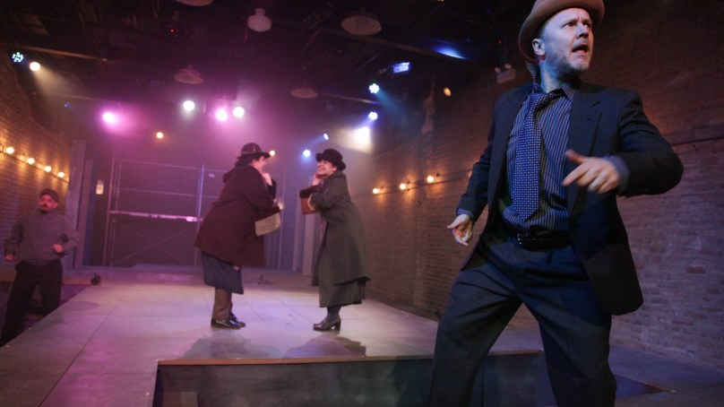 Review: FEAR AND MISERY OF THE THIRD REICH at Haven Theatre