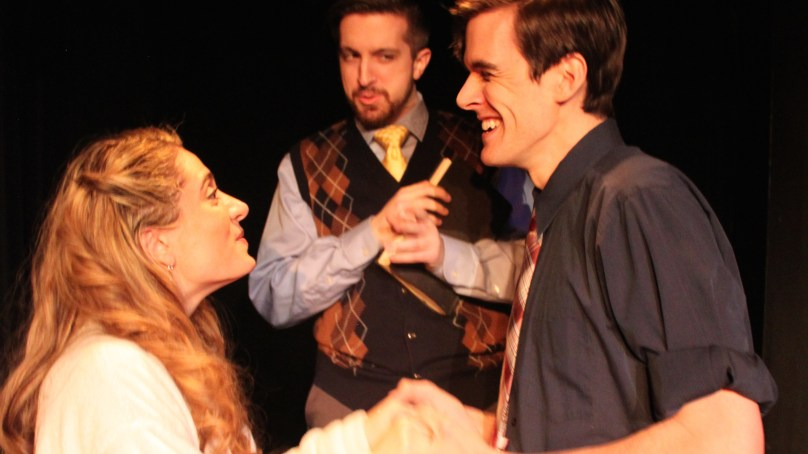 Review: CYRANO at Theatre Above the Law