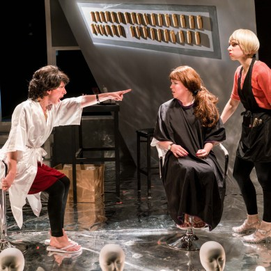 Review: BAD GIRLS: THE STYLISTS at Akvavit Theatre