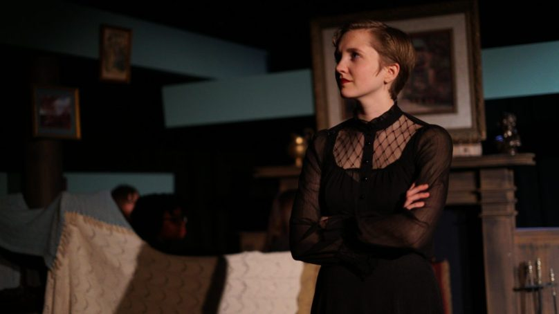 Review: WHY DO YOU ALWAYS WEAR BLACK? at Organic Theater Company
