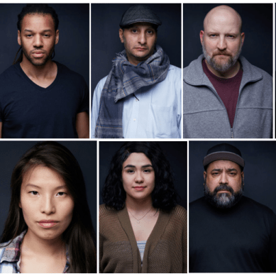 Cast and Designers Set for A BLUE ISLAND IN THE RED SEA