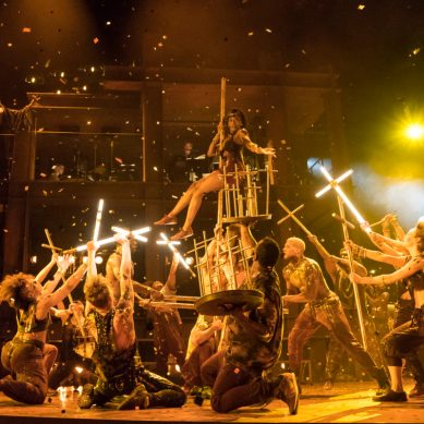 Review: JESUS CHRIST SUPERSTAR at Lyric Opera