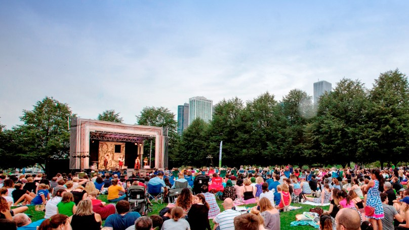 Chicago Shakespeare Announces MIDSUMMER in the Parks Tour Dates and Cast