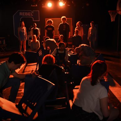 """Review: """"columbinus"""" from The Yard at Steppenwolf"""