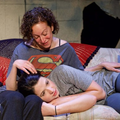 Review: GIRL FOUND at Idle Muse Theatre Company