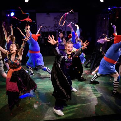 Review: THE ADVENTURES OF SPIRIT FORCE FIVE at The Factory Theater