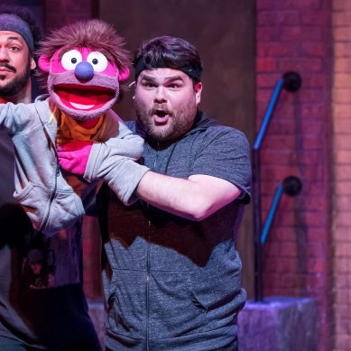 Review: AVENUE Q at Mercury Theater Chicago