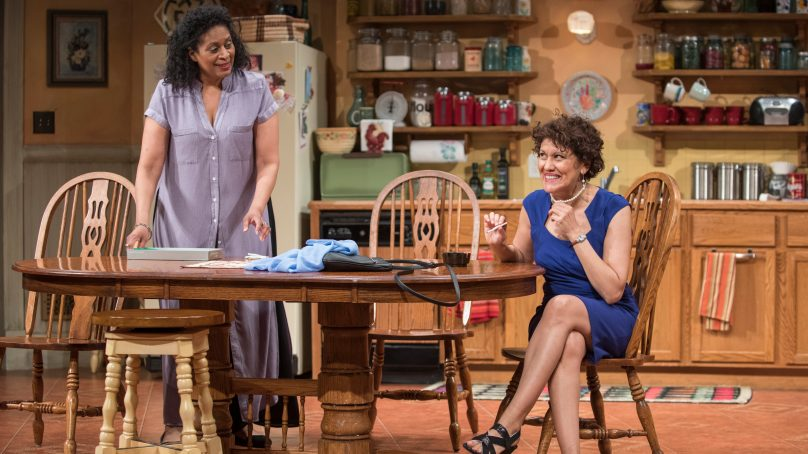 Review: THE ROOMMATE at Steppenwolf Theatre Company