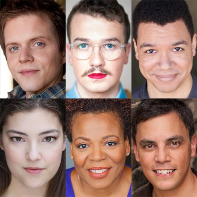 Strawdog Announces Cast for Edgar Allan Poe Inspired MASQUE MACABRE