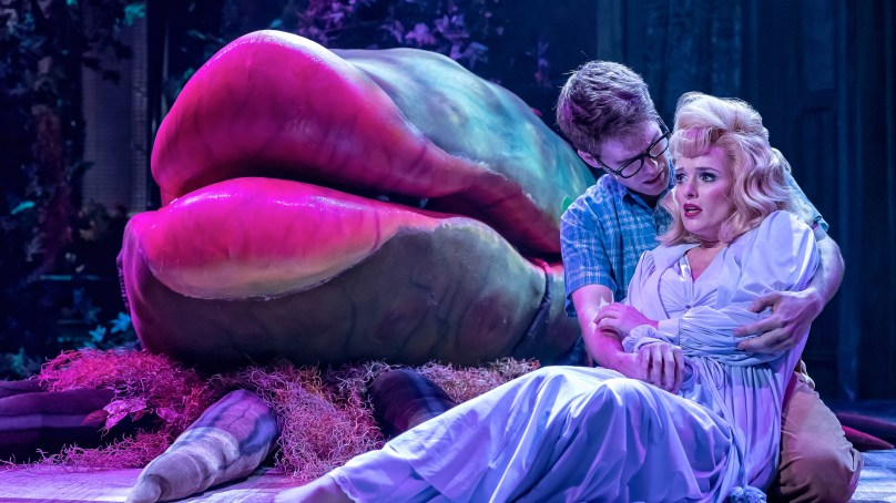 Review: LITTLE SHOP OF HORRORS at Drury Lane