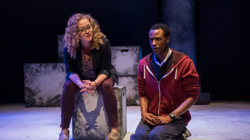 Review: THE CURIOUS INCIDENT OF THE DOG IN THE NIGHTTIME