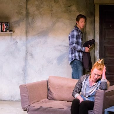 Review: IN THE CANYON at Jackalope Theatre Company