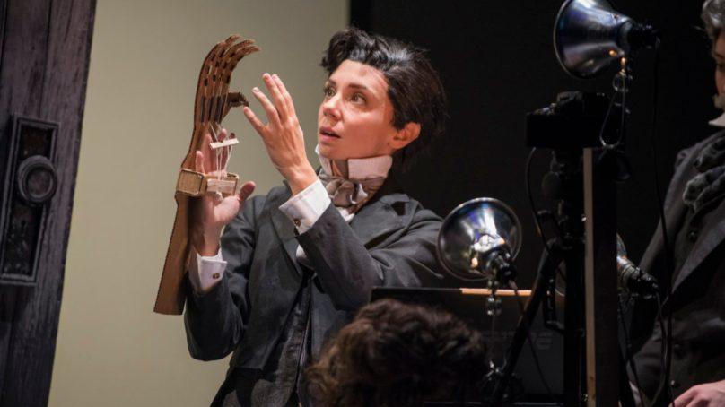 Review   FRANKENSTEIN at Court Theatre