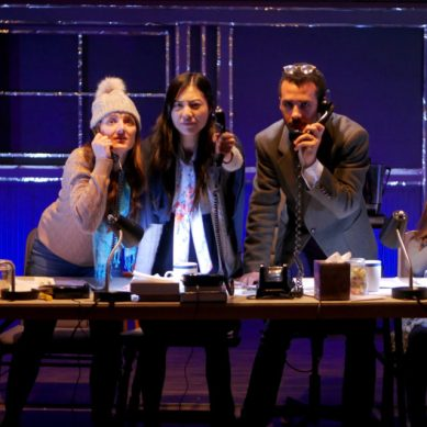 Review | SPIRITS TO ENFORCE at The Passage Theatre